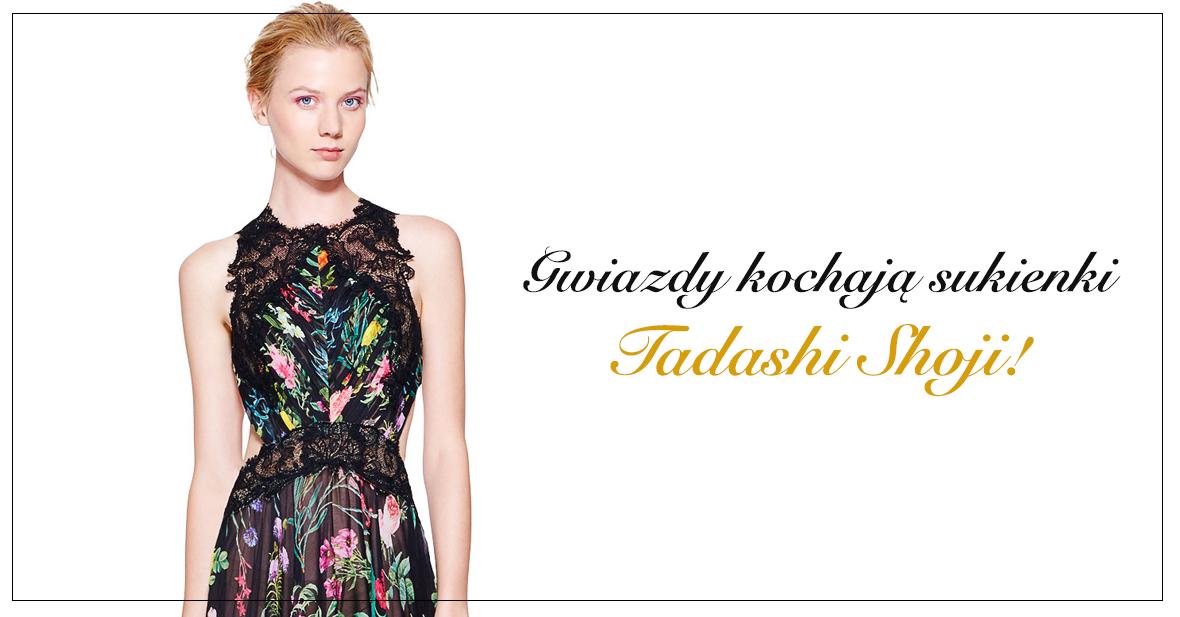 deede558ac Gwiazdy w sukniach Tadashi Shoji!-Blog-Navona - suknie wieczorowe i ...