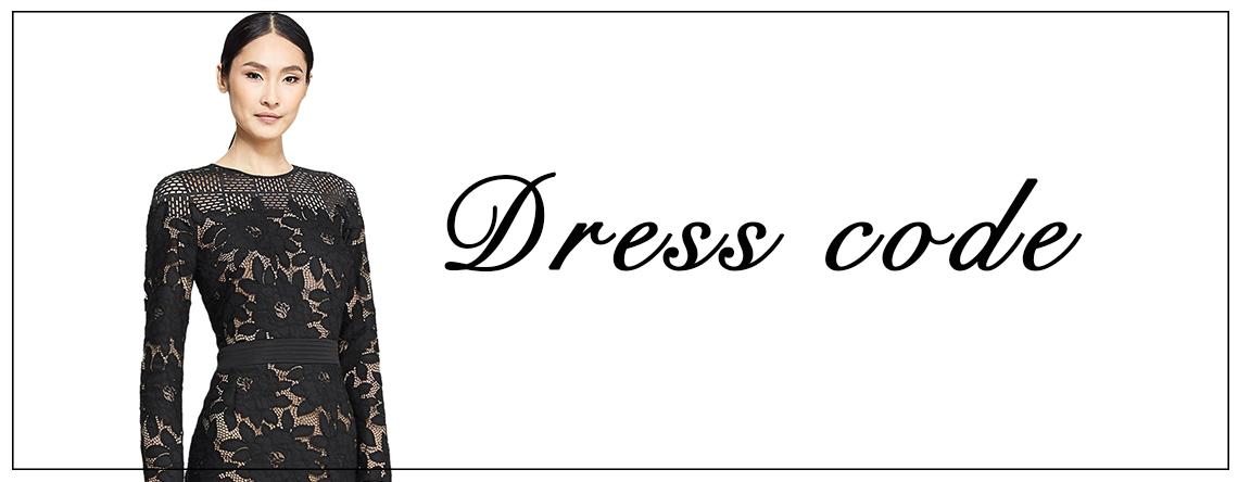 27522929cf Dress code często mylony jest z rygorystycznymi zasadami elegancji