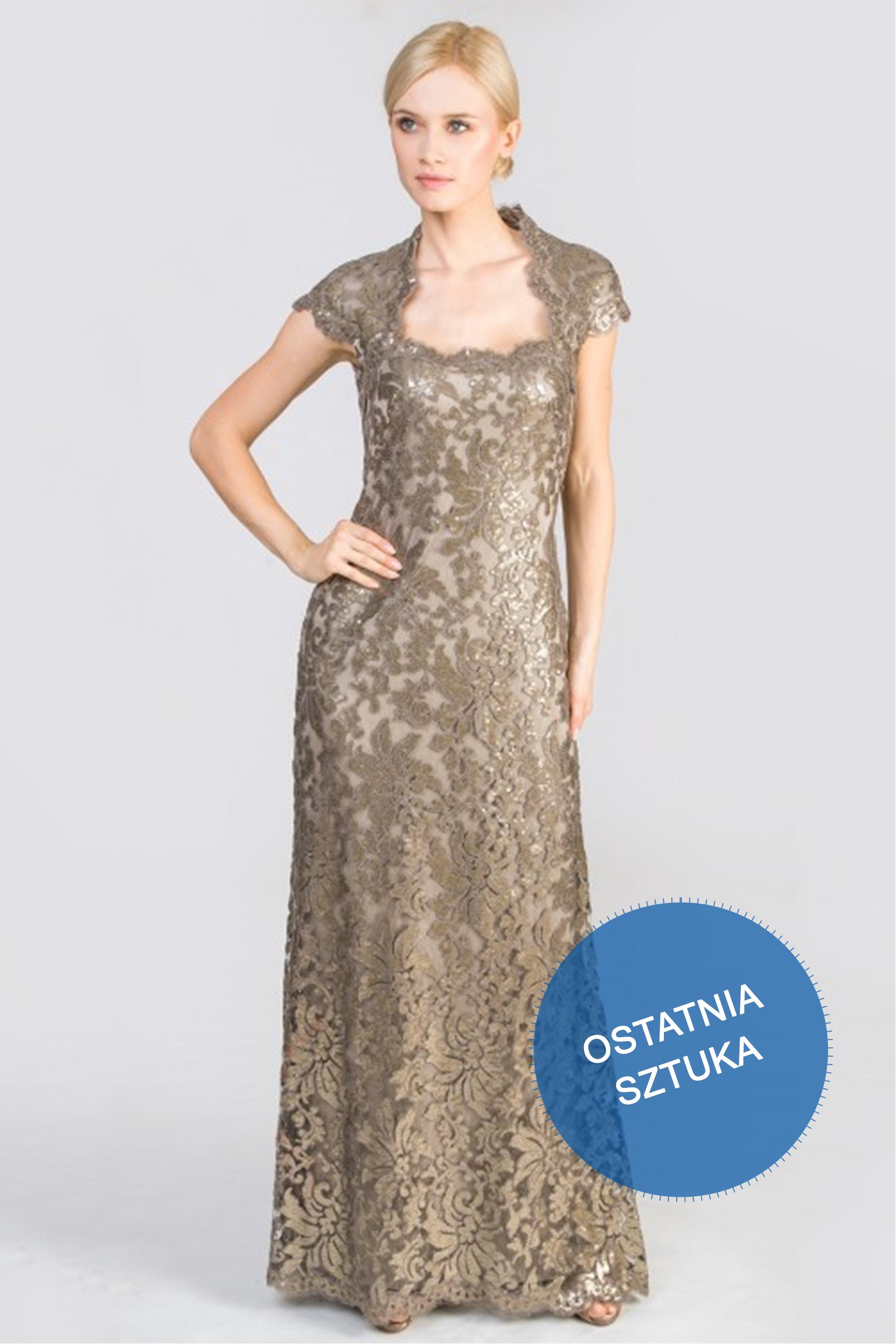 3T1208L sukienka wieczorowa
